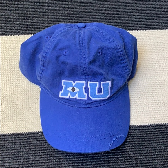Disney Accessories Land Parks Monsters University Hat Poshmark